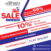 Title: American Independence Day 4th July Offer - Ibhejo